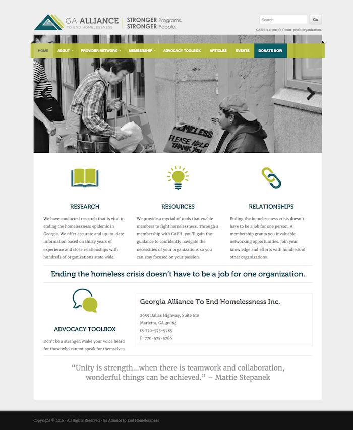 GAH-Homepage