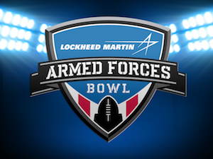 LM Armed Forces Bowl Website