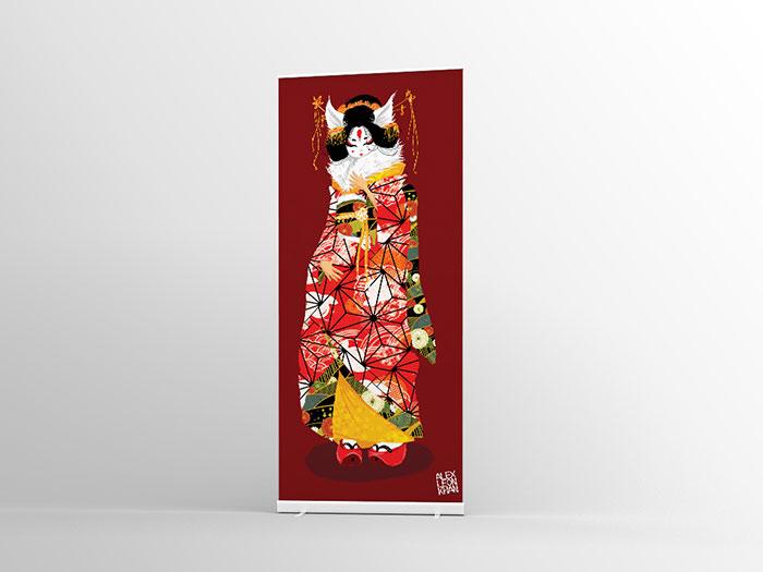 Kitsune Geisha